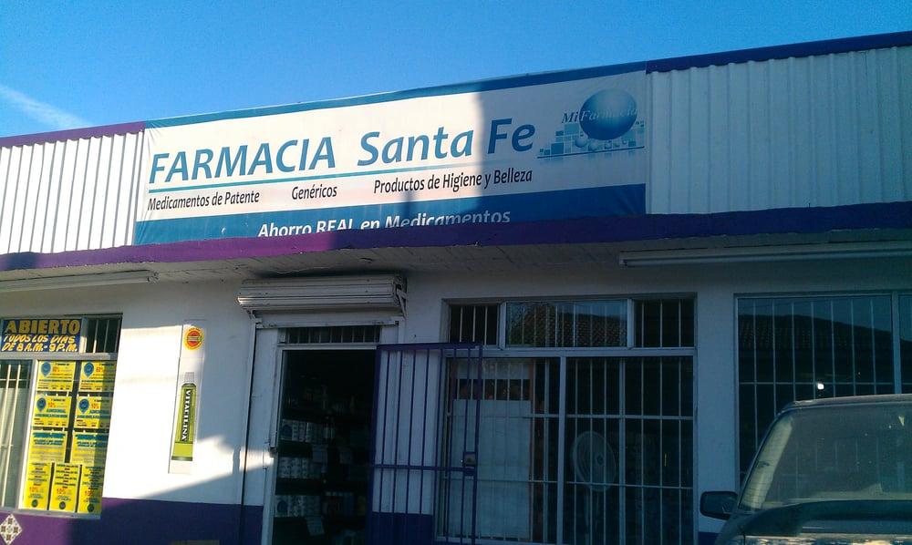 Farmacia Santa Fe - Pharmacy - Calle 9na #840 Col. Ejido