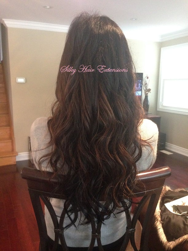 Silky Hair Extensions Hair Salons Downtown Core Toronto On