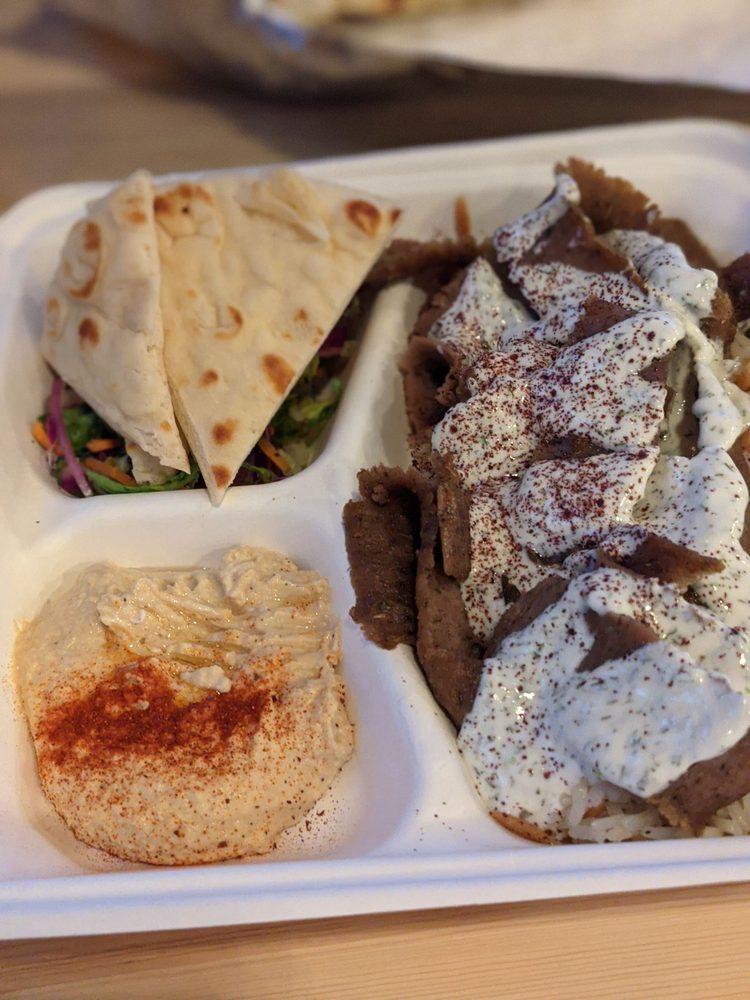 Med Box Grill: 600 Market St, Chanhassen, MN