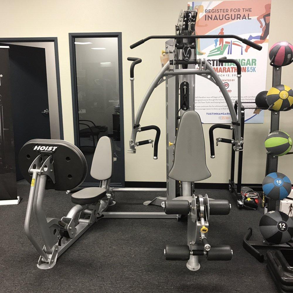 Hoist Gym H210: Hoist Multi Gym With Leg Press