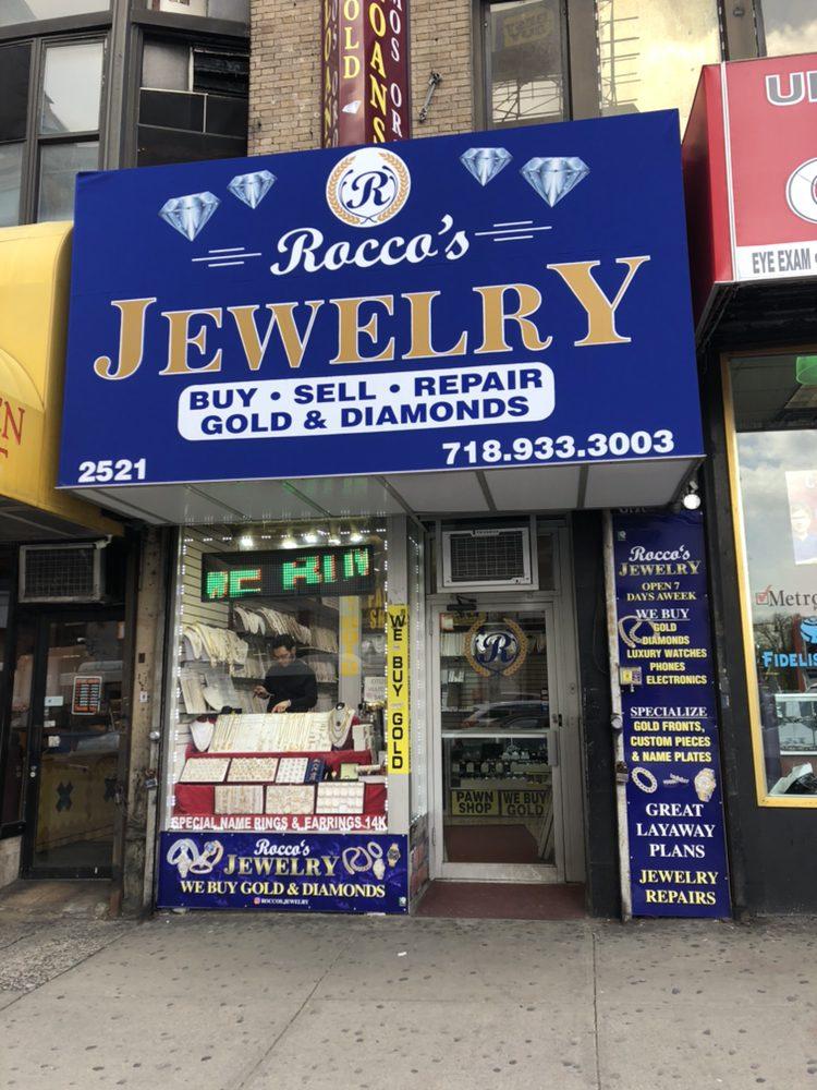 Roccos Jewelry: 2521 Webster Ave, Bronx, NY
