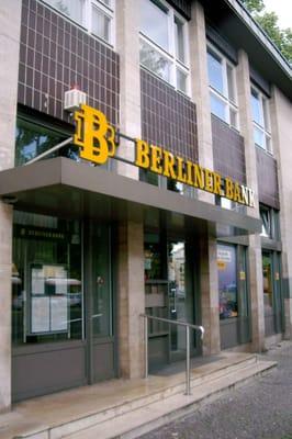 Berliner Bank Schmargendorf - Bank & Sparke - Brete Str. 26 ... on