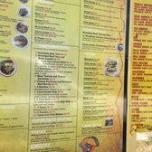 El Super Taco Restaurant Menu Tulsa