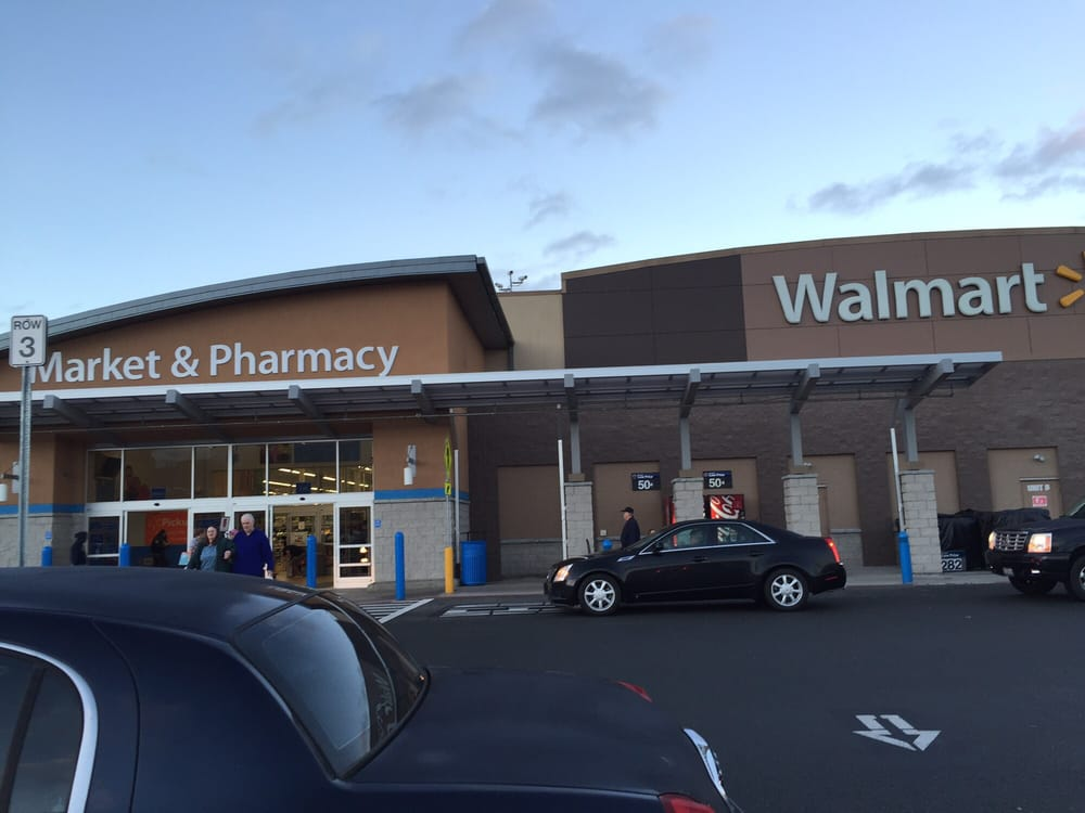 Walmart Supercenter: 3411 E Kolonels Way, Port Angeles, WA