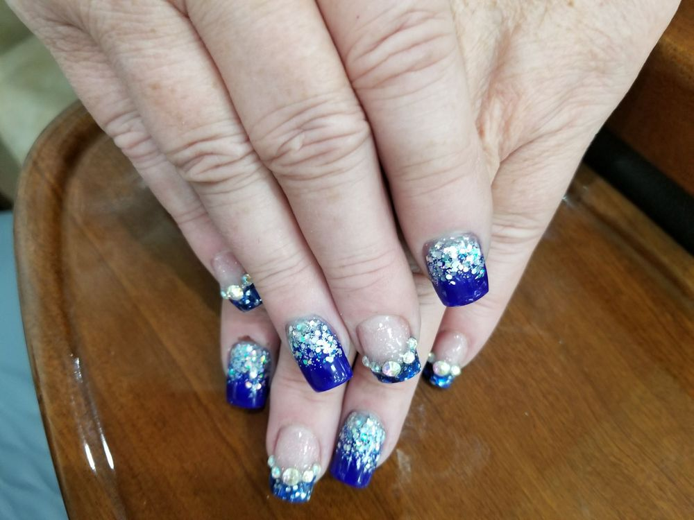 Thanks Vi! You and Tina did a GREAT JOB as usual. LOVE my nails and ...