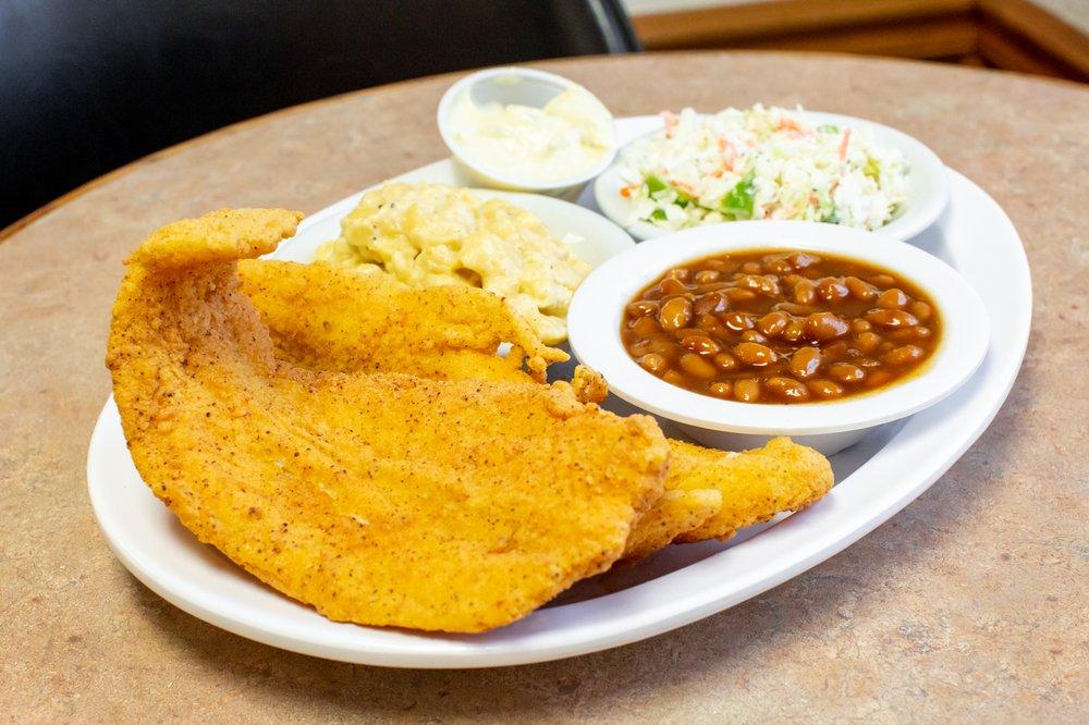 Bonnie Cafe: 816 S Poplar St, Centralia, IL