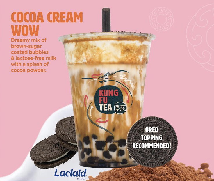 Cocoa Cream Wow Milk - Yelp