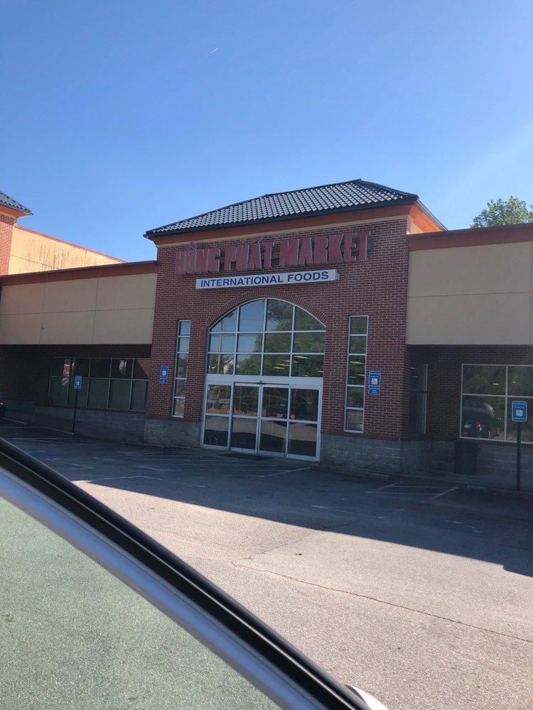 Hong Phat Market: 5299 Jonesboro Rd, Morrow, GA
