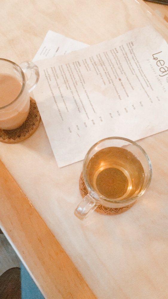 Leaf Tea Bar / Happy Earth Tea: 650 South Ave, Rochester, NY