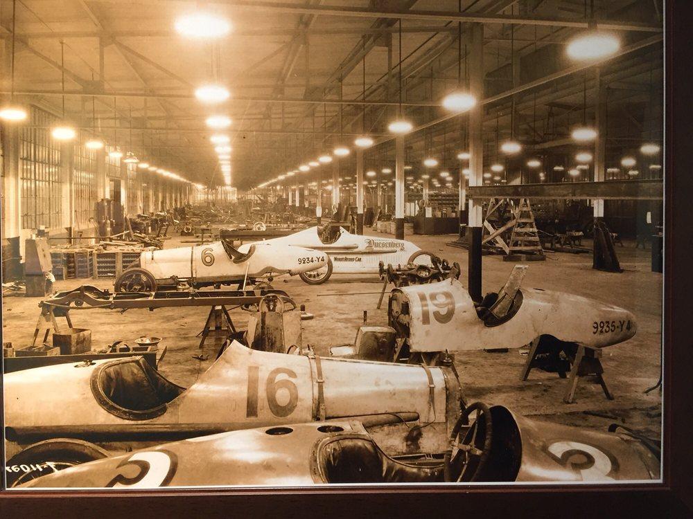 Auburn Cord Duesenberg Automobile Museum: 1600 S Wayne St, Auburn, IN