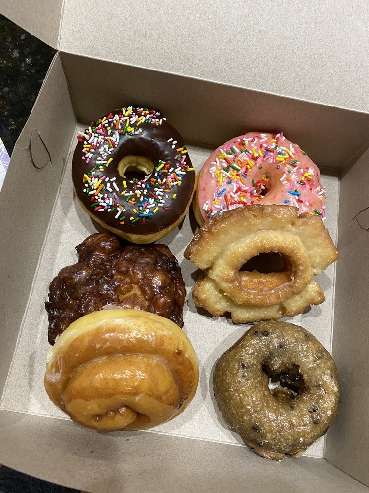 PANA Donuts Coffee & Boba Tea: 7810 E 96th St, Fishers, IN