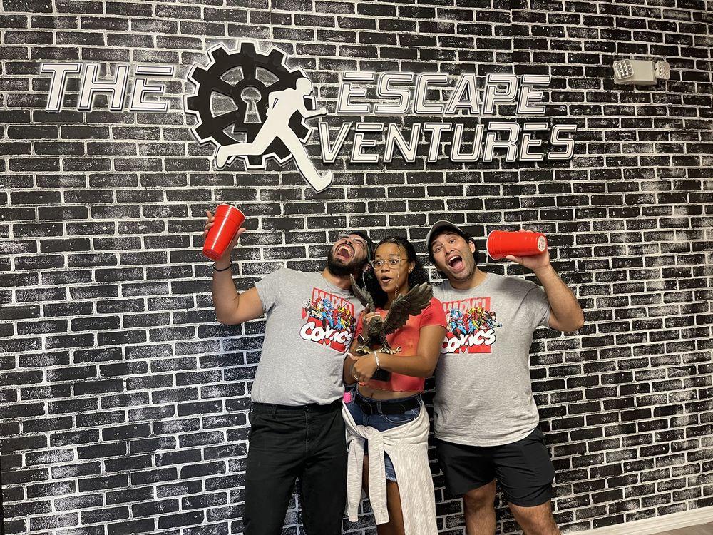 The Escape Ventures - Orlando: 570 N Alafaya Trl, Orlando, FL