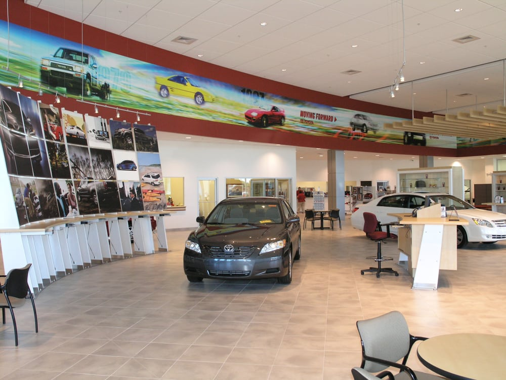 Photo Of Balise Toyota   West Springfield, MA, United States. Showroom At  Balise