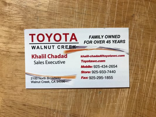 Toyota Walnut Creek 2100 N Broadway Walnut Creek, CA Automotive Repair  Shops   MapQuest