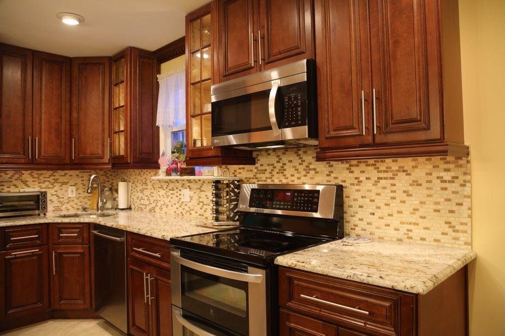 Brandywine Kitchen Cabinets Martinique