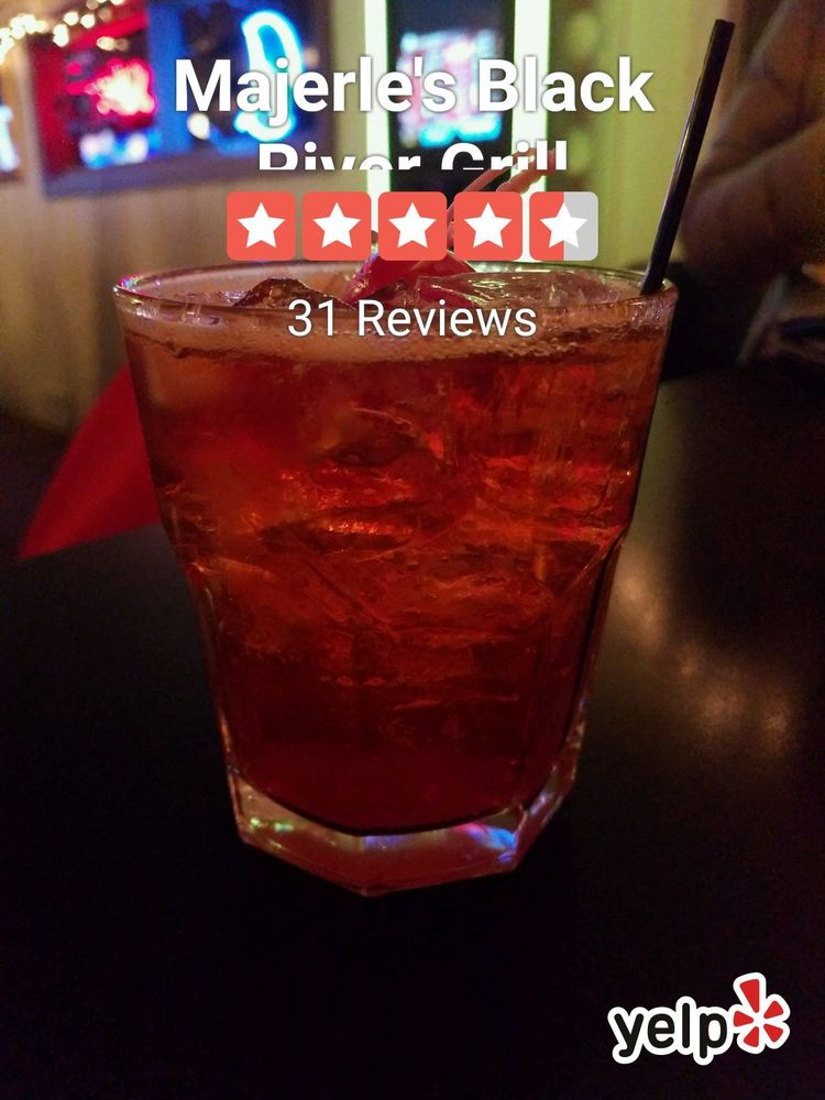 Majerle's Black River Grill: 5033 Evergreen Dr, Sheboygan, WI