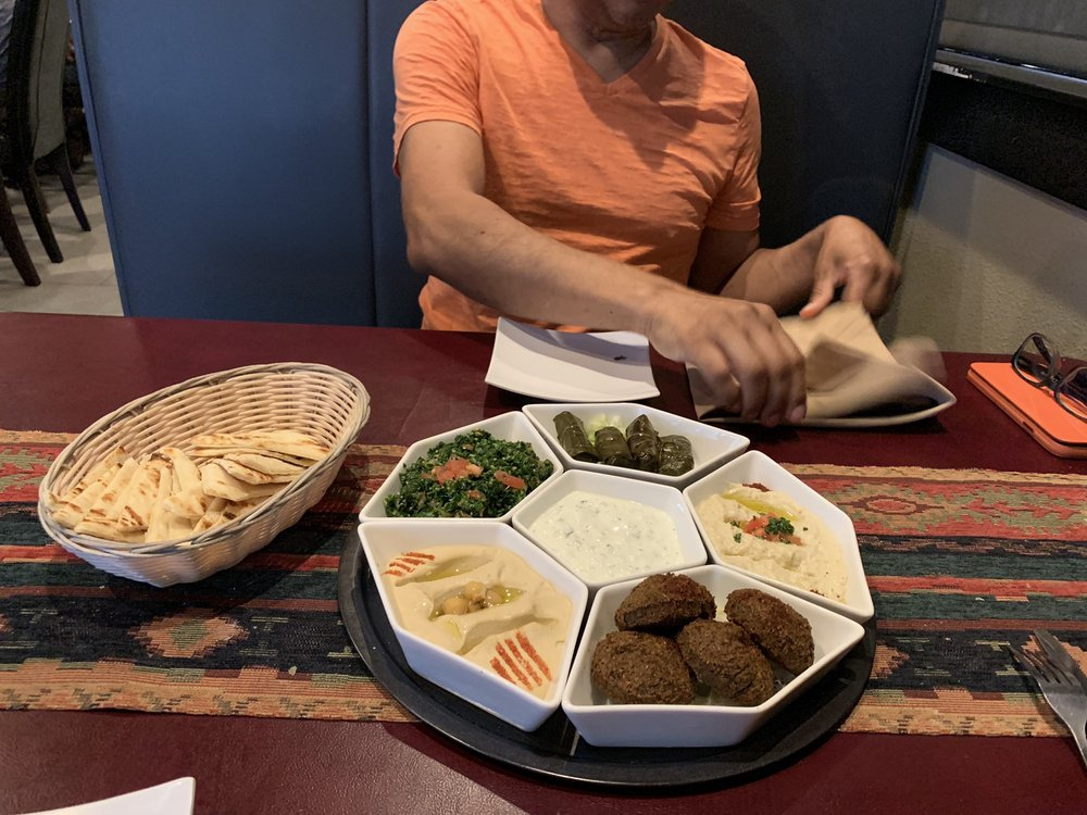 Ali Baba Mediterranean Kitchen: 7411 Remcon Cir, El Paso, TX