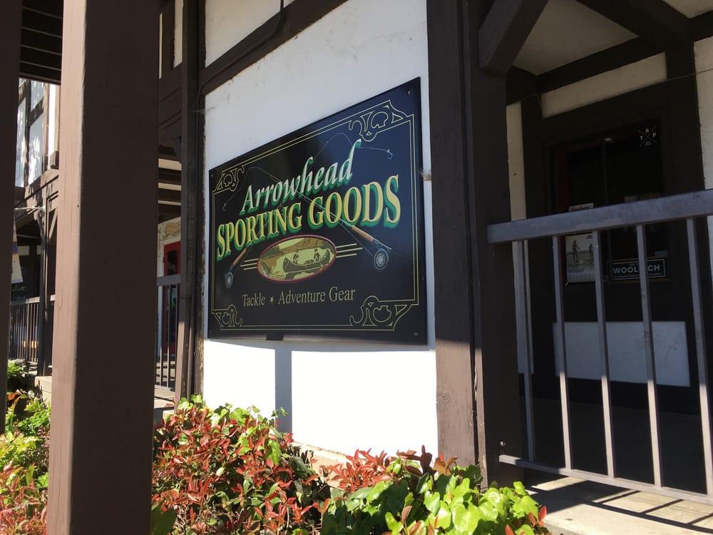 Arrowhead Sporting Goods: 28200 Hwy 189, Lake Arrowhead, CA