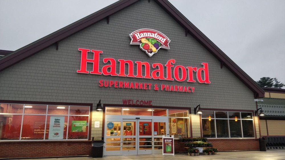 Cook's Corner Hannaford: 8 Gurnet Rd, Brunswick, ME