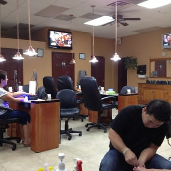 Vv nails nail salons 6370 n lockwood ridge rd for Ab nail salon sarasota