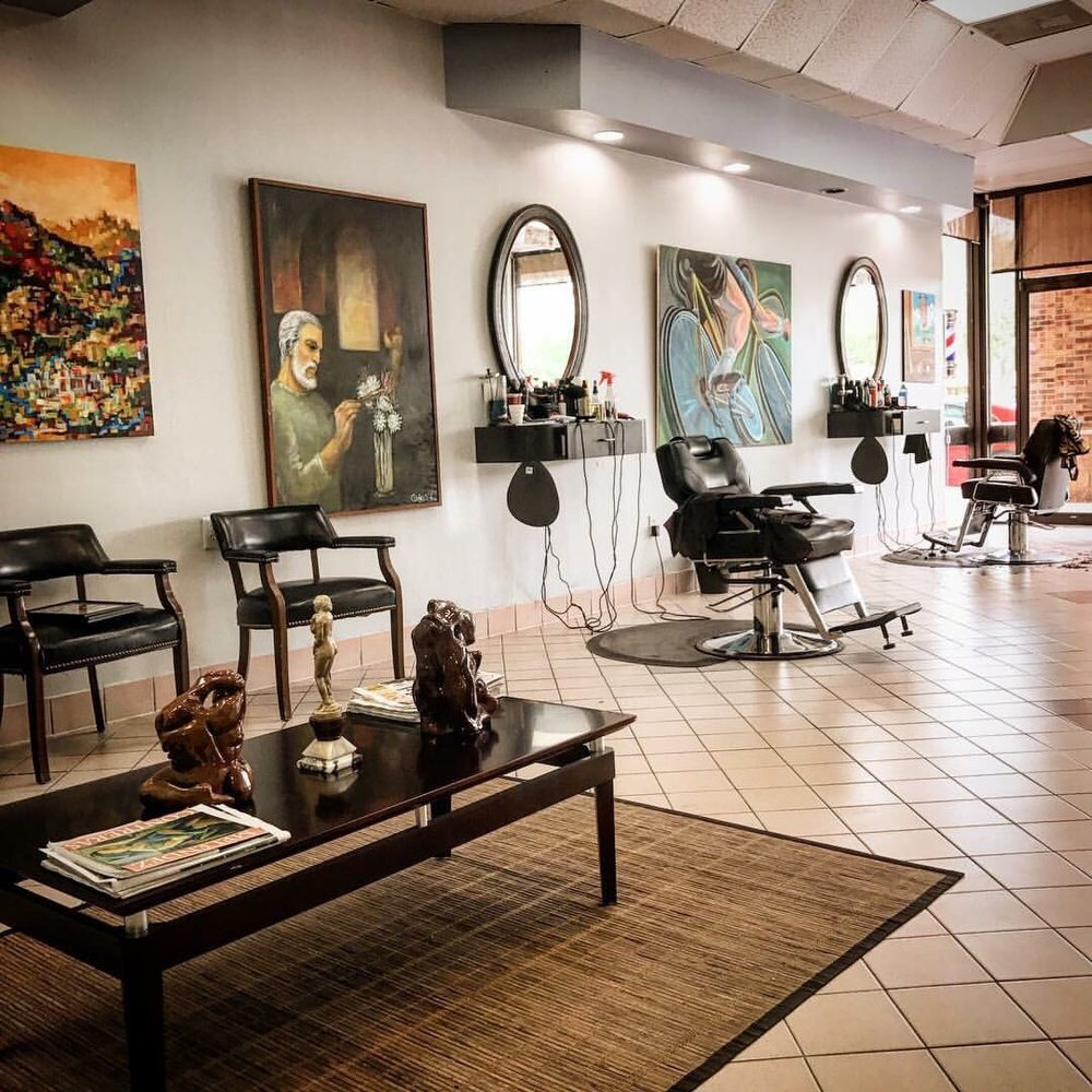 New Concept Barber and Art Gallery