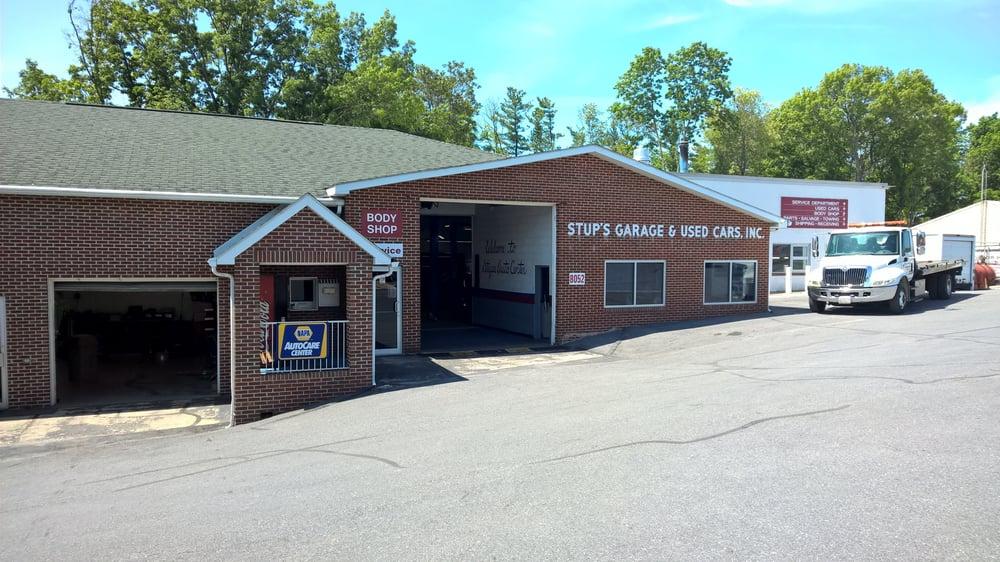 Stup's Auto Center
