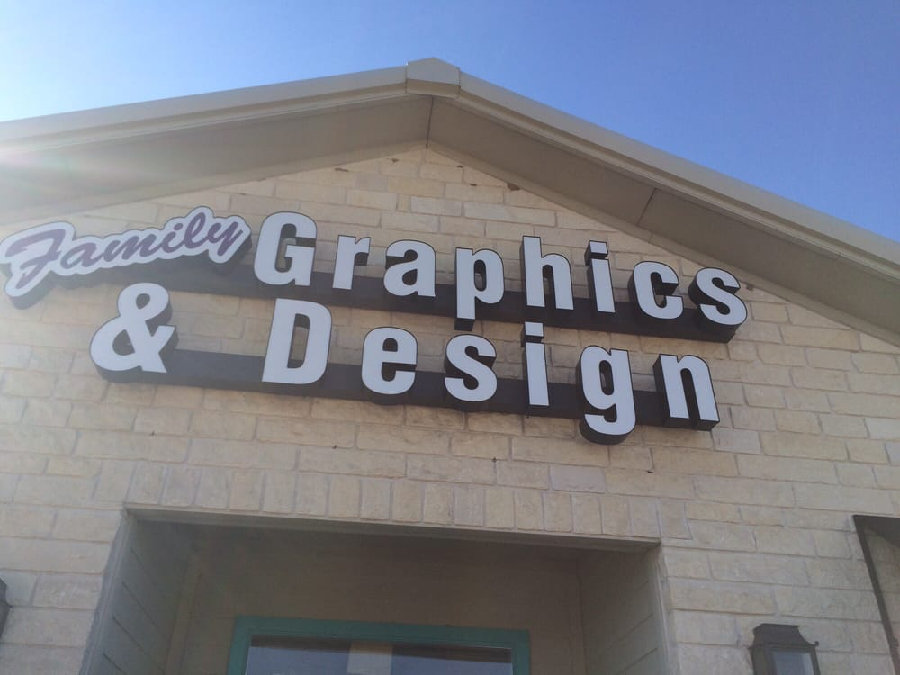 Family Graphics And Design Granbury