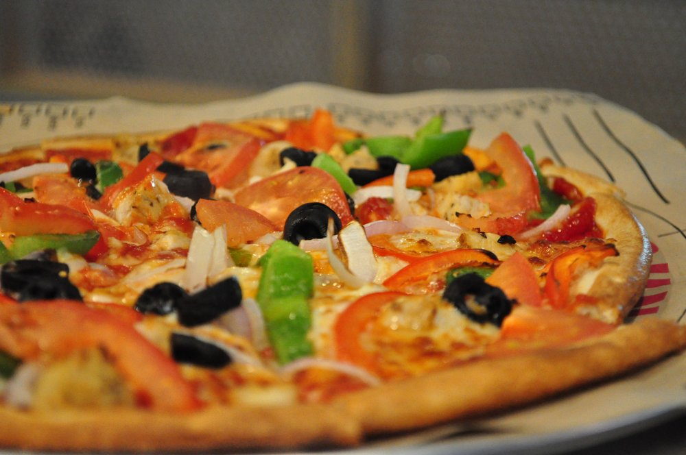 Rapid Fired Pizza: 828 11th St, Portsmouth, OH