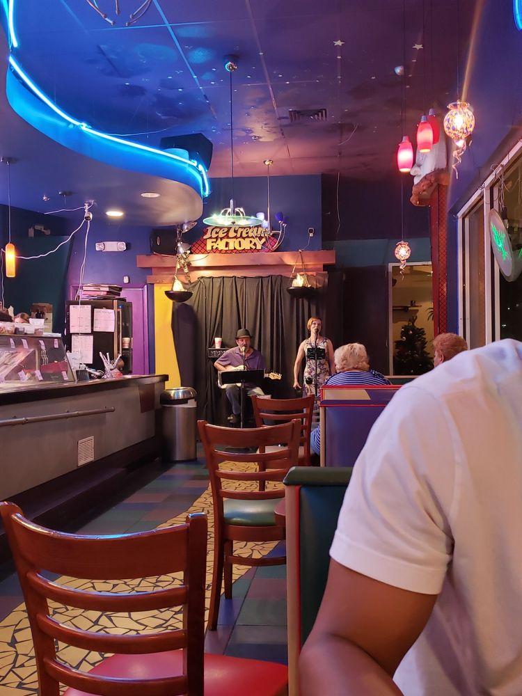 Tanya & Matt's Ice Cream: 15742 N Dale Mabry Hwy, Tampa, FL