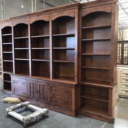 Photo Of Stone Creek Furniture   Chandler, AZ, United States. Custom  Bookcase Ready