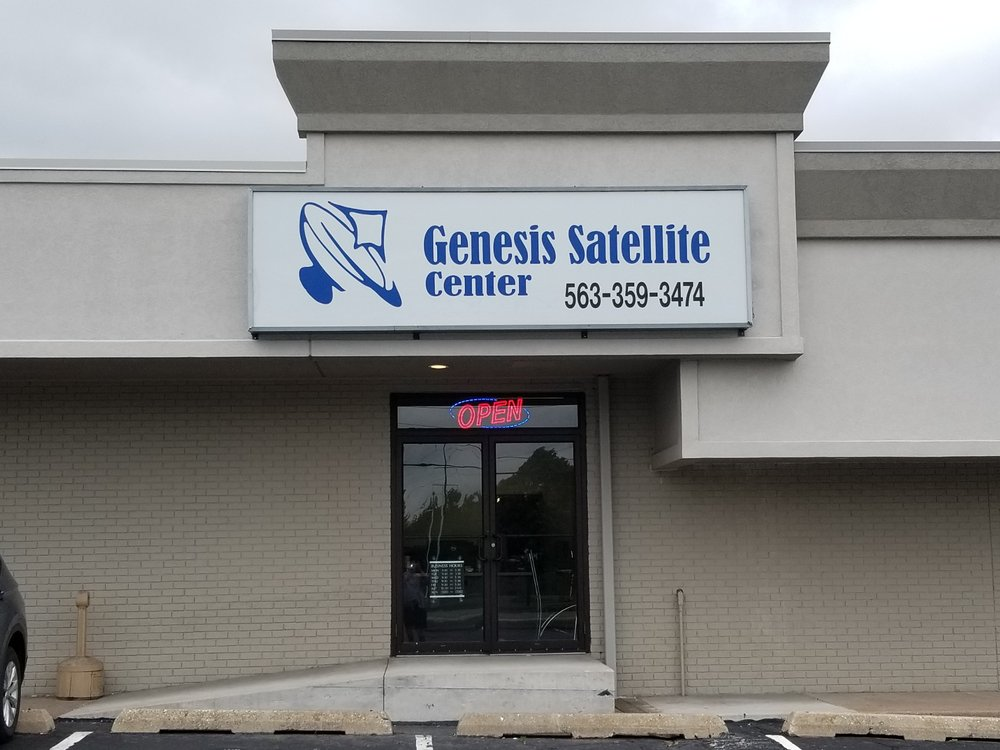 Genesis Satellite Center: 2902 E Kimberly Rd, Davenport, IA