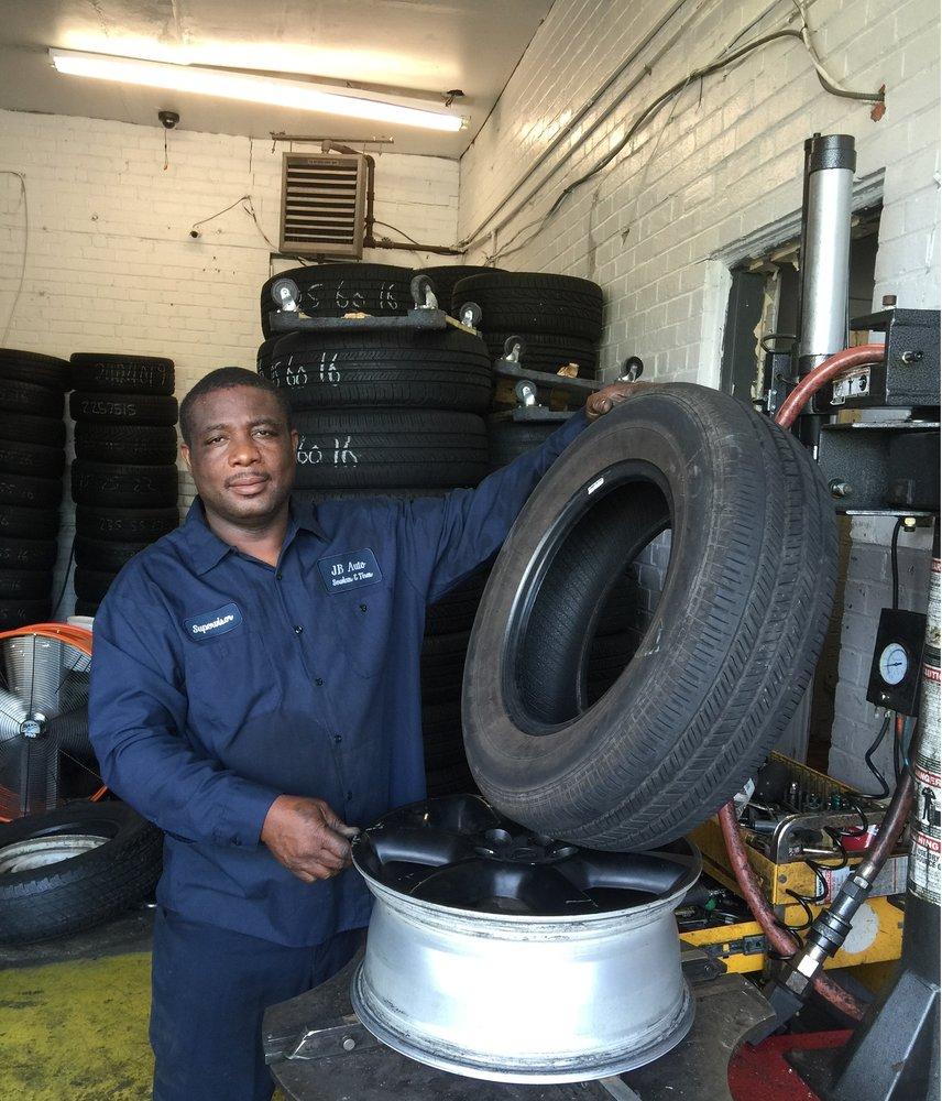 JB Auto Servirce and Tire