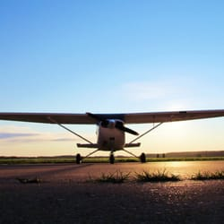 Photo Of Osm Aviation Academy Västerås Sweden Sunrise