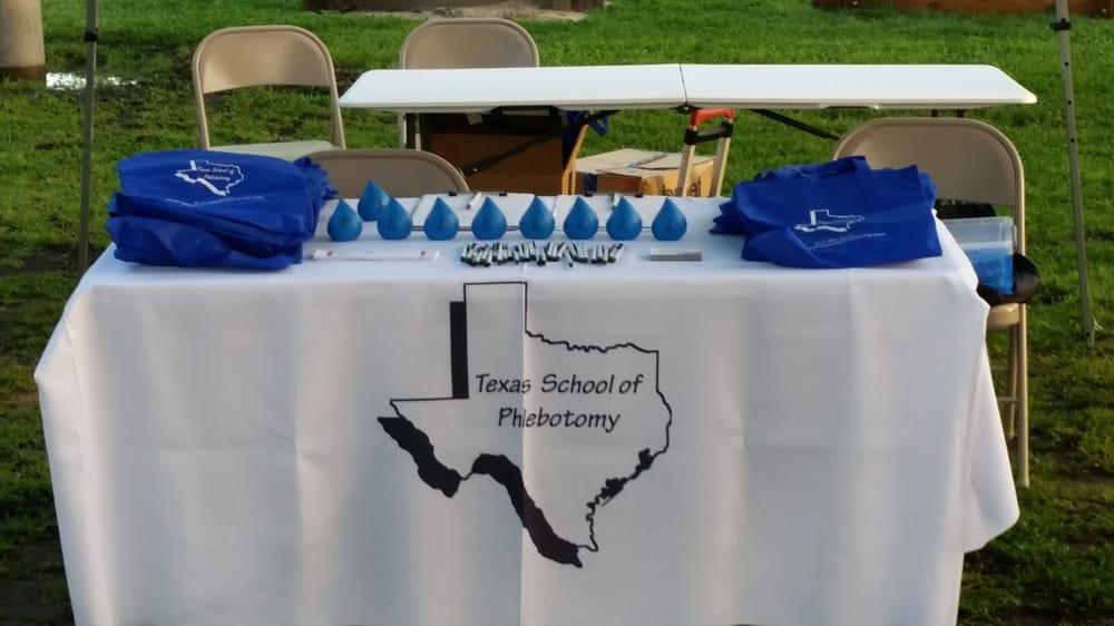 Texas School Of Phlebotomy Cpr Classes 120 N Walnut Creek Dr