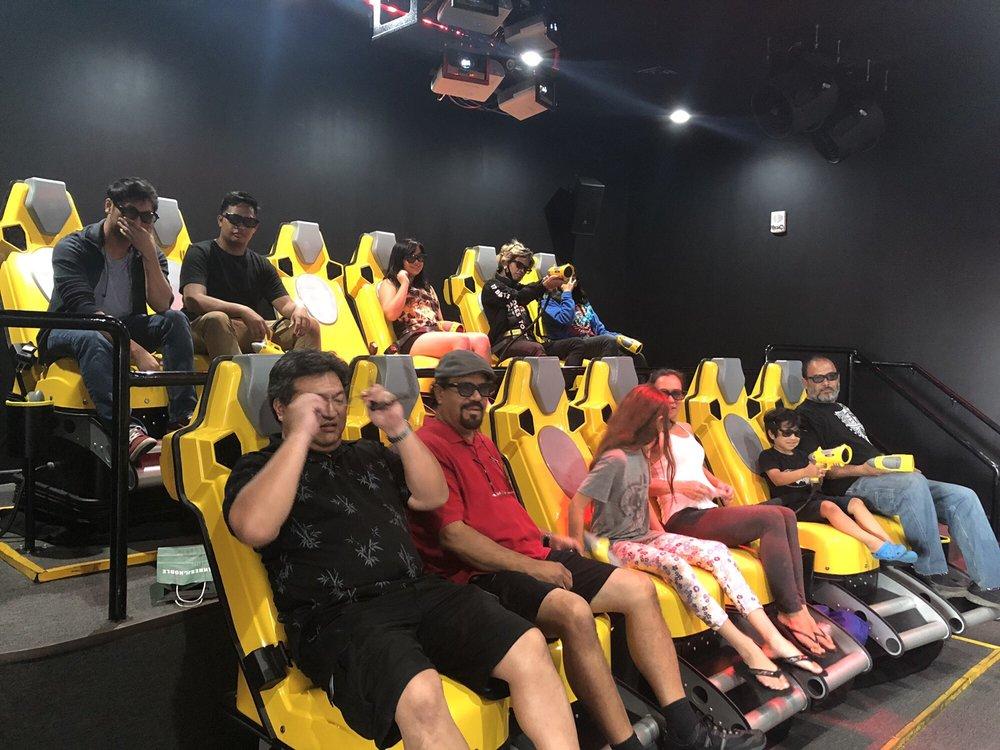Xtreme 7D Dark Rides