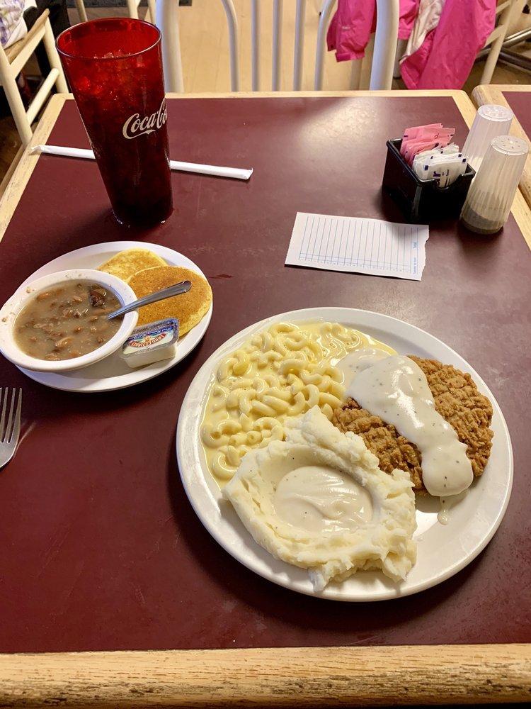 Pete's Diner: 10232 Lexington Rd, Lancaster, KY
