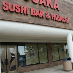 Photo Of Osaka Sushi Hibachi Steakhouse Roseville Mn United States Front