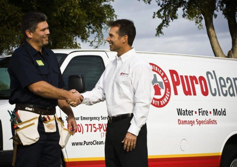 Puroclean Certified Fire & Water Services: 7765 Red Arrow Hwy, Watervliet, MI