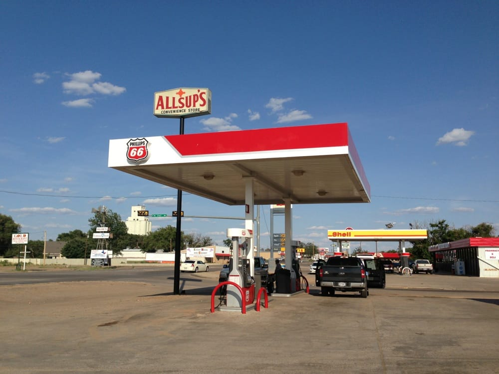 Allsup's Convenience: 701 W 2nd St, Clarendon, TX