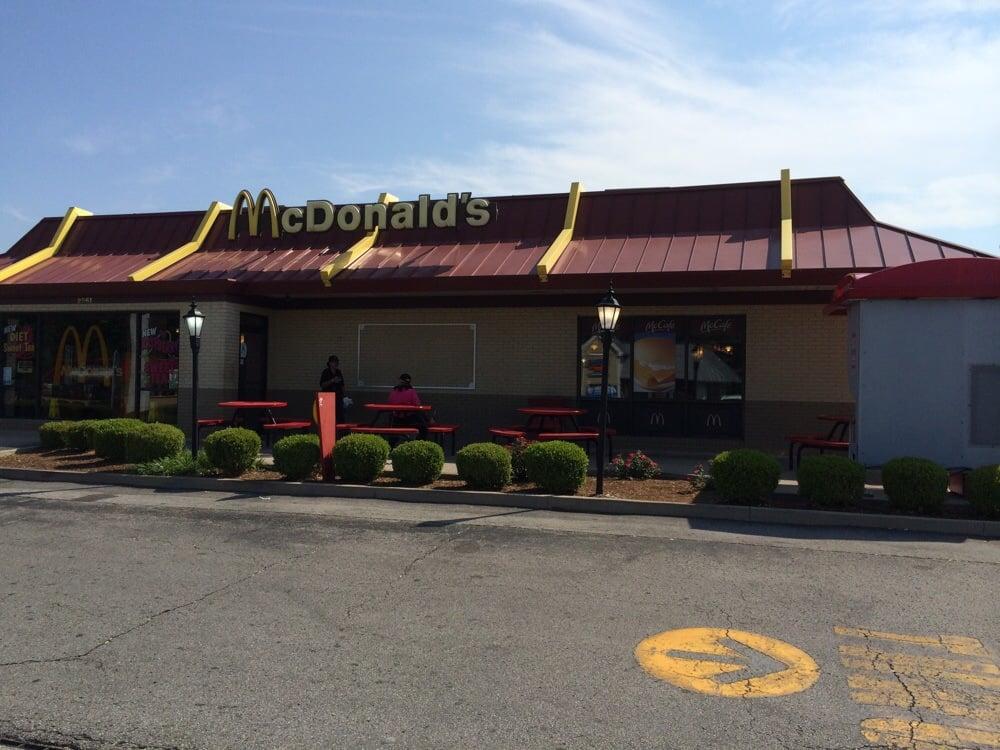 McDonald's: 287 N Hubbards Ln, Louisville, KY