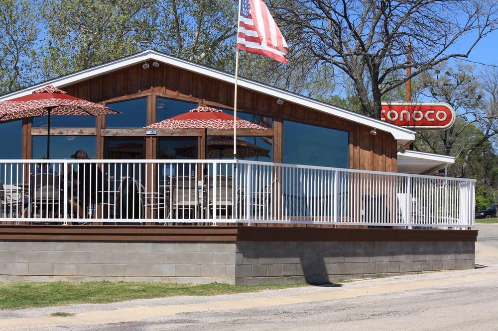 Bridgeview Grill: 13947 Reel Ln, Madill, OK