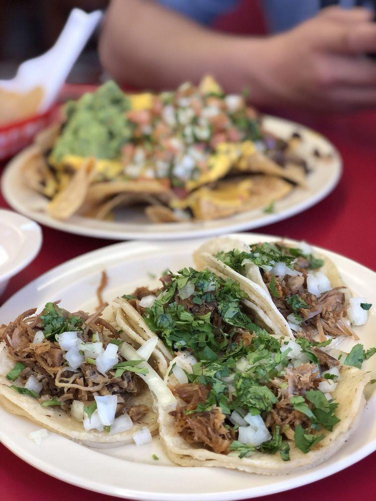 Huicho's Tacos: 416 W Colton Ave, Redlands, CA
