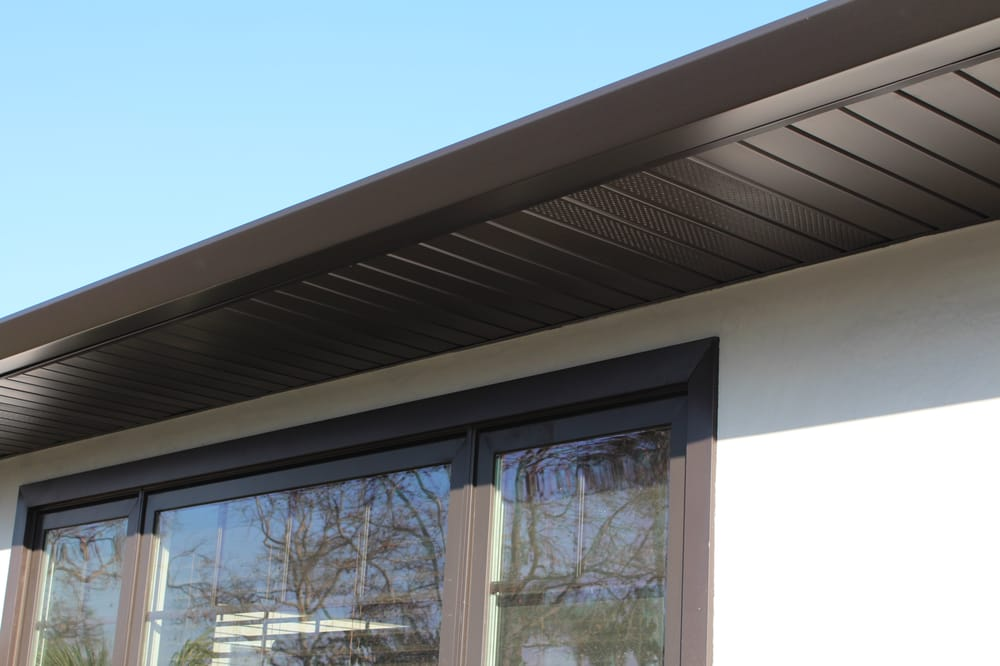 Low Maintenance Home In Long Beach Soffits Fascia And