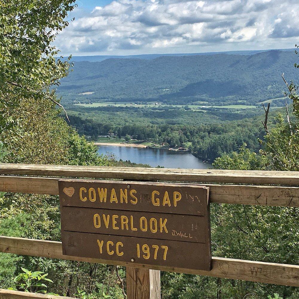 Cowans Gap State Park: 6235 Aughwick Rd, Fort Loudon, PA