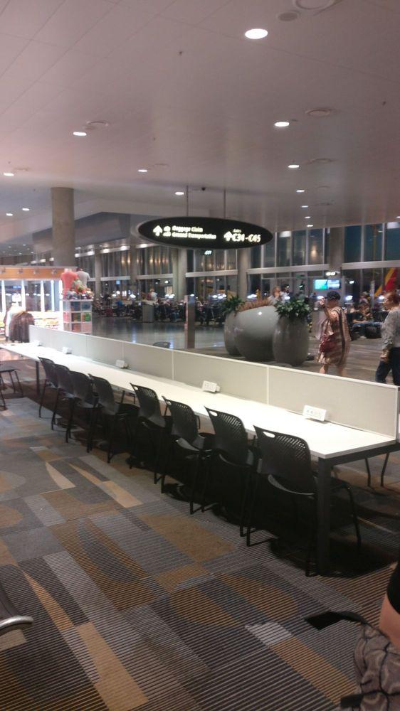TSA Checkpoint C - Tampa International Airport: 4100 George J Bean Pkwy, Tampa, FL