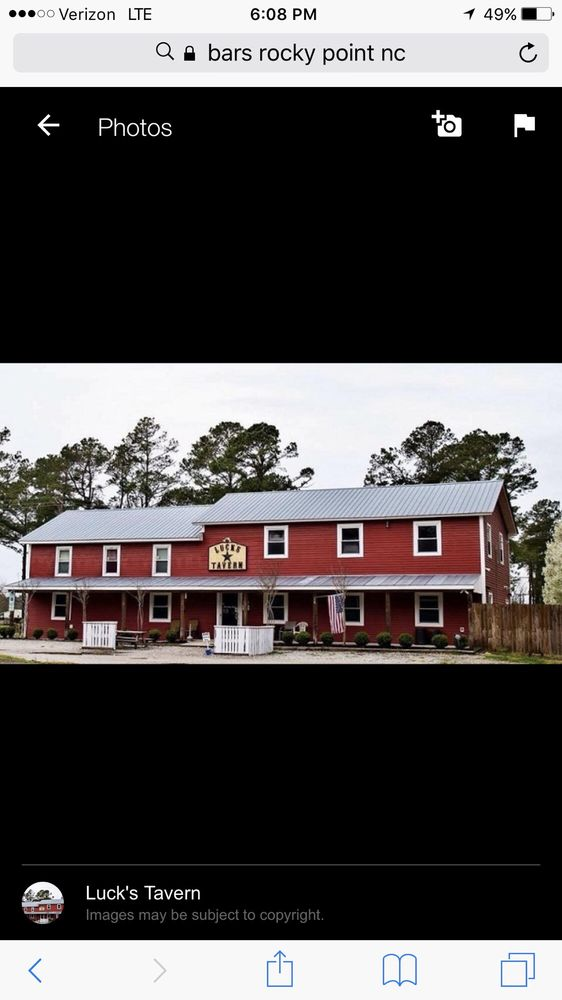 Luck's Tavern: 6401 Castle Hayne Rd, Castle Hayne, NC