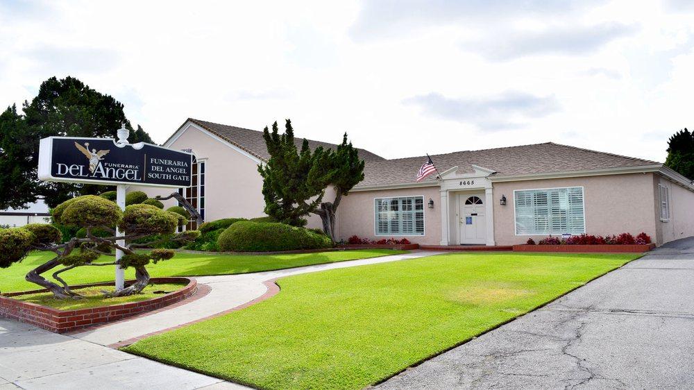 Funeraria Del Angel South Gate: 8665 California Ave, South Gate, CA