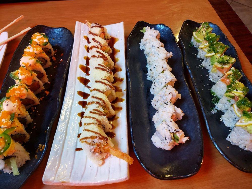 Tappi Sushi & Grill: 3709 Avocado Blvd, La Mesa, CA
