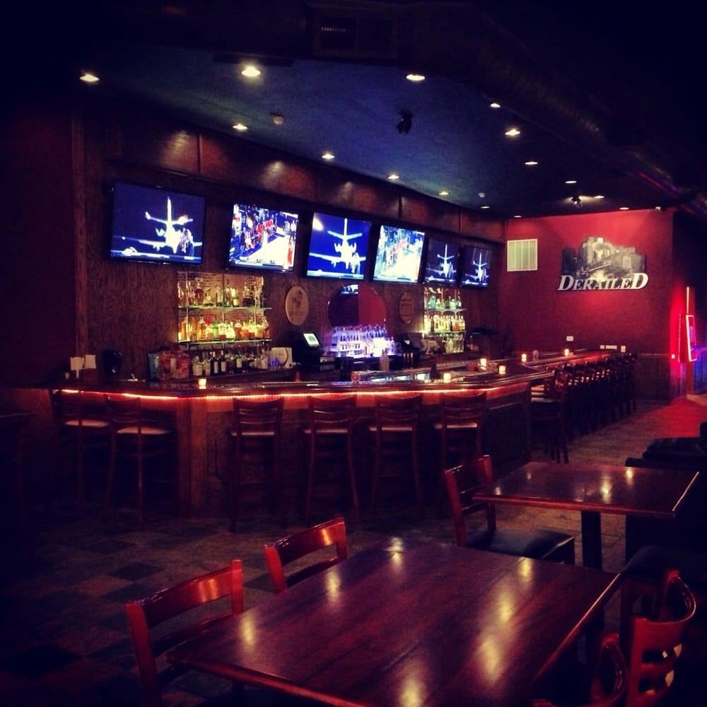 Derailed 57 Bar: 57 E Main St, Champaign, IL