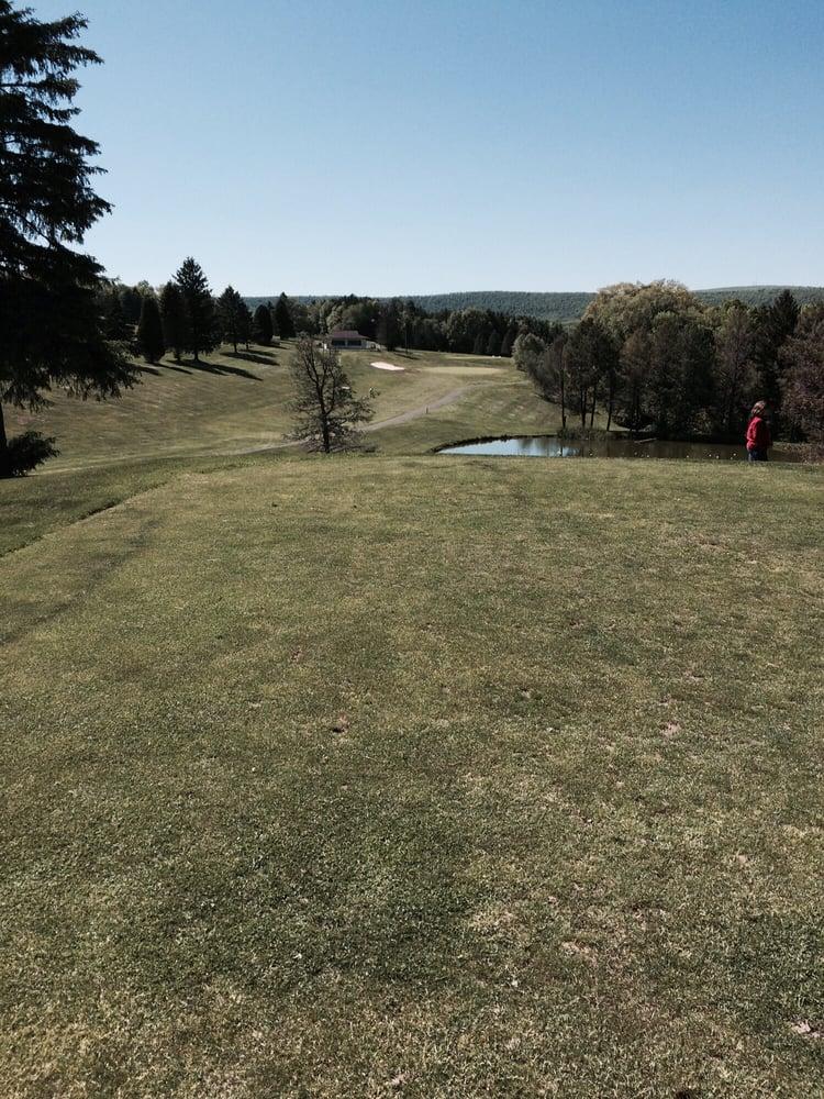 White Birch Golf Course: 660 Tuscarora Park Rd, Barnesville, PA